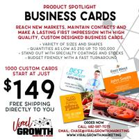 Viral Growth Marketing + Design - Cleburne