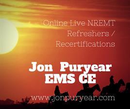 Jon Puryear EMS CE, LLC