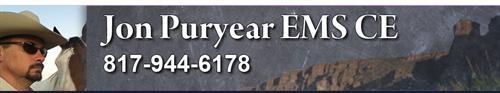 Jon Puryear EMS CE