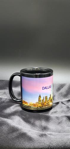 dallas sublimation mug
