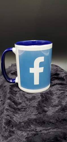 facebook sublimation mug