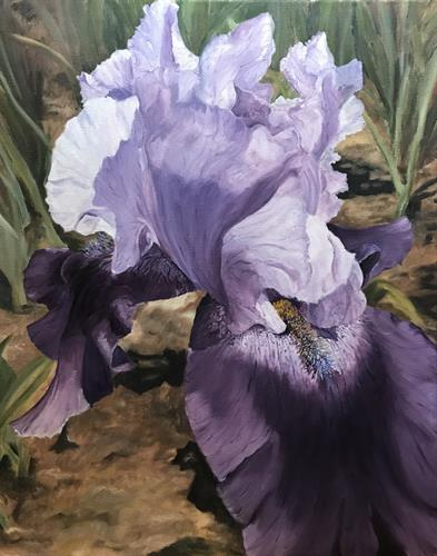 Purple Passion by Pam Yarborough