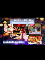 Christmastime in Texas seeks vendors for 2021 Holiday Season
