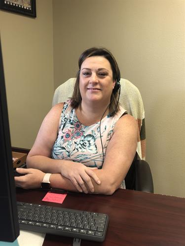 I can not get it straight!! Meet our team member Amber!!