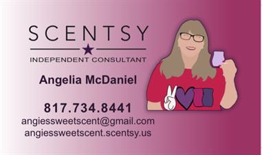 Angelia McDaniel Scentsy Independent Consultant