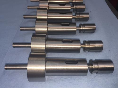 Steam valves for a proprietary printing process