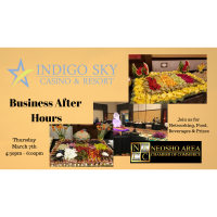 Business After Hours at Indigo Sky Casino