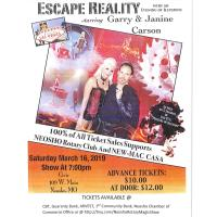 Rotary Escape from Reality Magic/Illusion Show