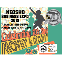 Neosho Business EXPO - Celebrating 70s Style - Movin' & Groovin'