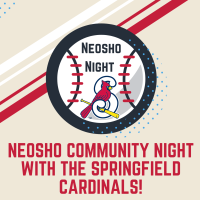 Neosho Community Night with the Springfield Cardinals 2019