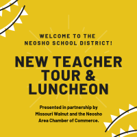 New Teacher Tour 2019