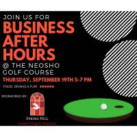 Business After Hours - September