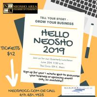 Hello Neosho - Quarterly Membership Luncheon