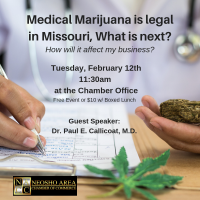 Medical Marijuana is legal in Missouri, What happens next?