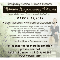 Indigo Sky Casino & Resort's Women Empowering Women Conference