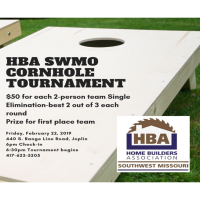 HBA SWMO Cornhole Tournament