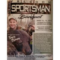 Freedom Sportsman Banquet