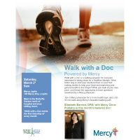 Walk with a Doc - Powered by Mercy