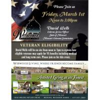 Webwood Assisted Living - Veteran Eligibility