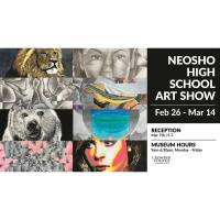 Neosho High School Art Show