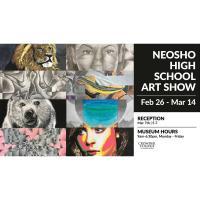 Neosho High School Art Show