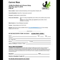 Carver Run