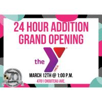 Neosho Freeman Family YMCA - 24 Hour Facility Grand Opening