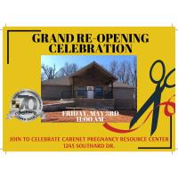 Ribbon Cutting/Grand Opening - Carenet Pregnancy Center