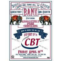 CBT's Greatest Banking Day of the Year