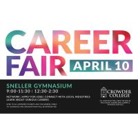 Crowder College Career Fair