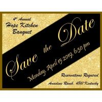 4th Annual Hope Kitchen Banquet