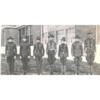 Joplin HS JROTC 100th Anniversary Parade