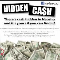Hidden Cash in Neosho