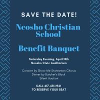 Neosho Christian School Benefit Banquet