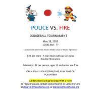 Police VS. Fire