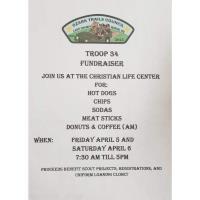 Troop 34 Fundraiser