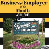 April Business of the Month Presentation