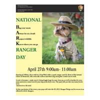 National BARK Ranger Day