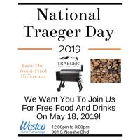 National Traeger Day 2019