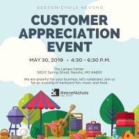 ReeceNichols - Neosho  Customer Appreciation Event!