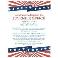 Fundraiser to Support the Juvenile Office