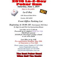 2019 La-Z-Boy Poker Run