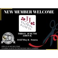 New Member Welcome - JJ Floral & Gifts