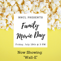 NNCL Presents: Family Movie Day (July 19)