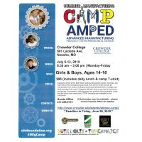 Summer Manufacturing Camp Amped