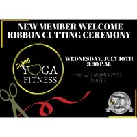 Ribbon Cutting/New Member - SWMO Yoga & Fitness