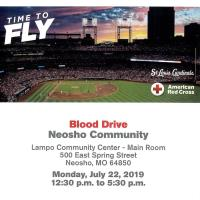 Neosho Community Blood Drive