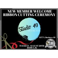New Member Welcome - Studio 49