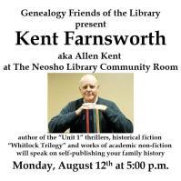 Kent Farnsworth aka Allen Kent