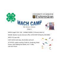 MACH Camp